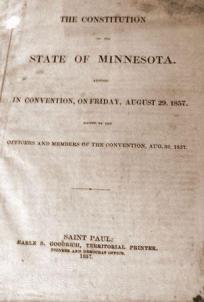Minnesota Constitution