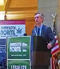 Thomas Gallagher, Minnesota Marijuana Lawyer