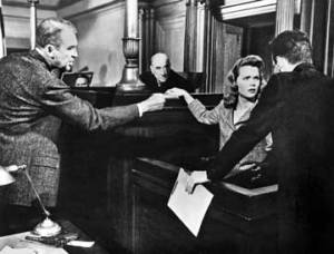 Anatomy of a Murder (1959) Starring James Stewart, Lee Remick.